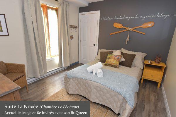 Suite La Noyee (Chambre Le Pecheur)