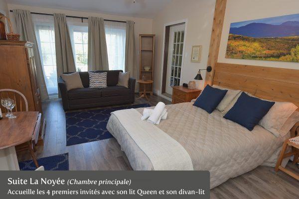 Suite La Noyee (Chambre principale 2)